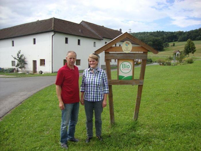 Martha und Fritz Penkner