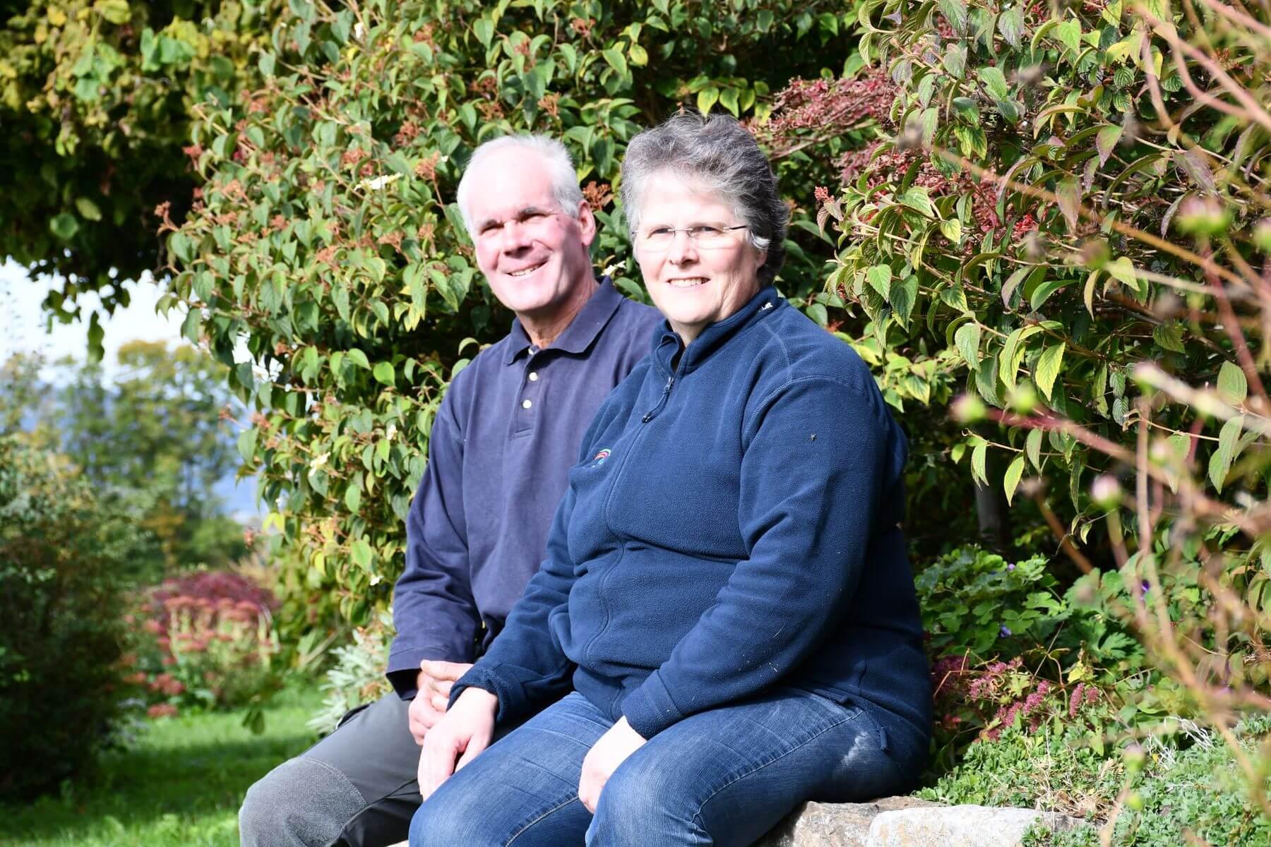 Helga und Martin Malin
